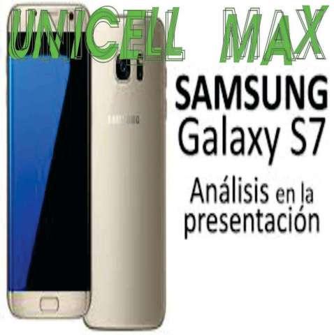 SAMSUNG GALAXY S7 FLAT 32 GB LIBRES, GTIA ,NUEVOS LOCAL A LA CALLE