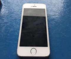 iPhone 5S 64 Gb, liberado
