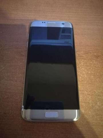 Samsung S7 Edge Silver Impecable Libre 32gb 4G