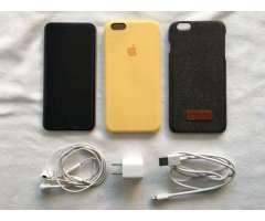 Oferta iPhone 6 Plus Impecable, Libre