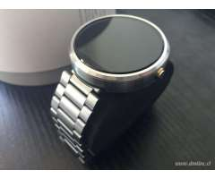 Vendo Moto 360 Smartwatch Android Wear
