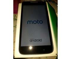 Vendo Motog4 Play Libre