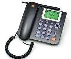 vendo teléfono fijo movistar en casa zte
