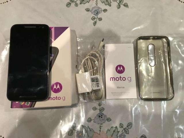 Motorola Moto G3 Libre Como Nuevo
