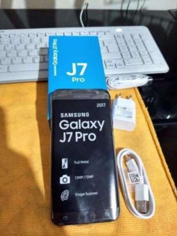 J7 Pro 16gb 1 Semana Uso Completo