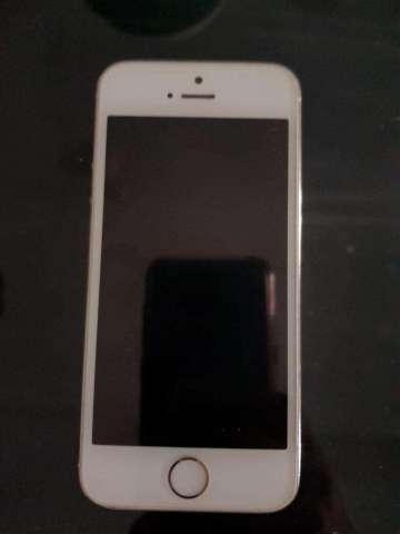 VENDO IPHONE 5S GOLD 16GB