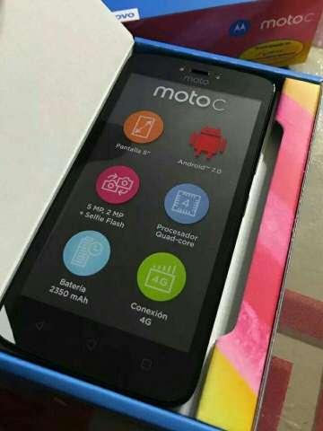 Celular Motorola C Nuevo en Caja
