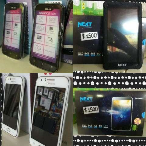 Celulares Blu Samsung Garantia
