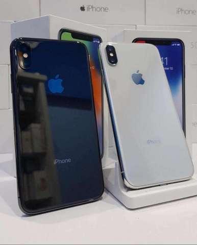 iPhone X Caja Cerrada