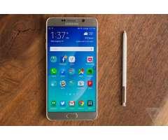 Permuto Samsung Galaxy Note 5 Por Otro Celu