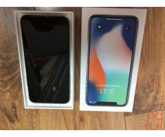 desbloqueado nuevo apple iphone x bandeja de entrada