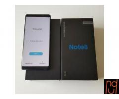 original samsung galaxy note 8 for sale  WhatsApp:+971526901924