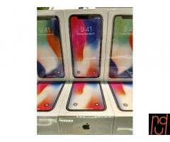 Brand New Apple iPhone X 256GB WhatsApp: - +18064761711