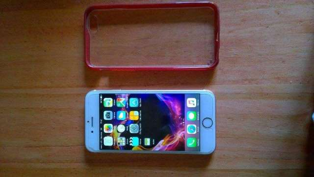 iphone 6s 15gb FULL Y LIBRE GOLDPINK