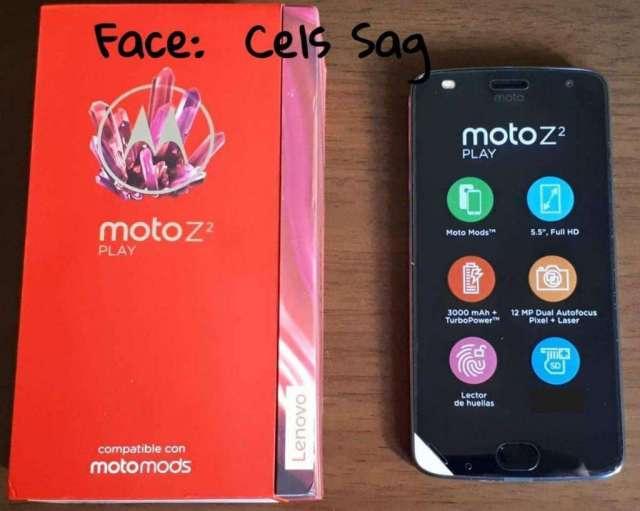 Motorola Z2 Play Nuevos a Estrenar. Acepto Celular Y Plata. Mandar Whatsapp No Olx.