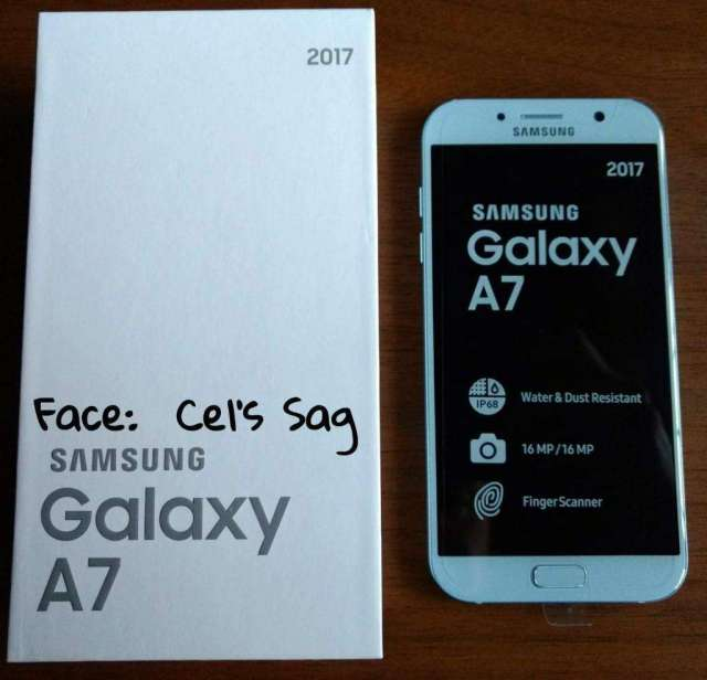 Samsung Galaxy A7 Nuevos a Estrenar. Acepto Celular Y Plata. Mandar Whatsapp No Olx.