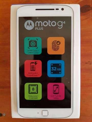 Moto G4 Plus Nuevos 32gb. Acepto Celular Y Plata. Mandar Whatsapp No Olx.