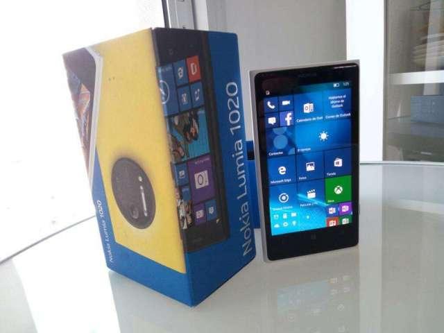 Nokia Lumia 1020 Impecable