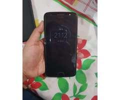 Vendo Moto G5s Plus Nuevo