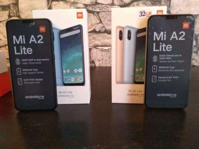 Xiaomi Mi A2 Lite 3gb Y 32gb O 4gb Y 64g