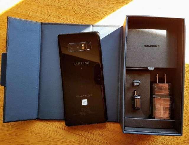Galaxy Note 8. Nuevo. Caja. Original.