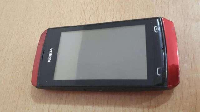 Nokia 306 Claro