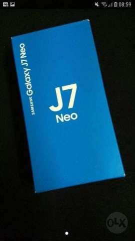 J7 Neo Nuevo en Caja