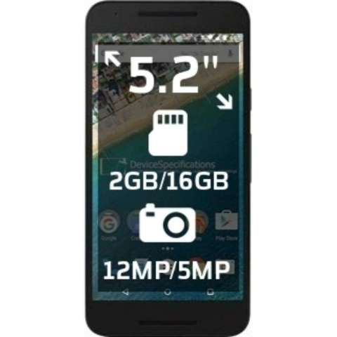 Nexus 5x Lg Cambio Permuto Nuevo Joya