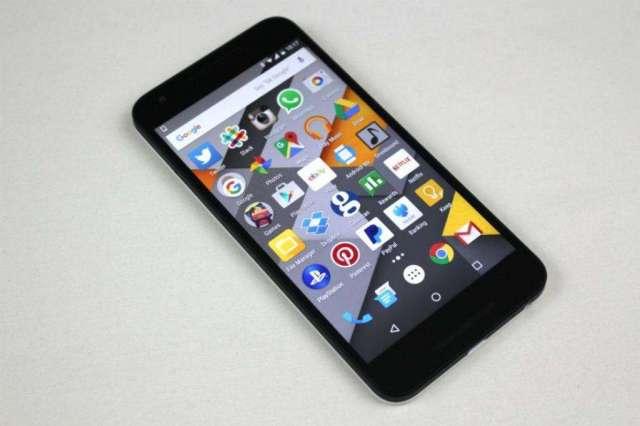 Hoy Lg Nexus 5x Libre Huella con Su Caja