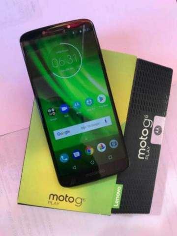 Moto G6 Play Nuevo en Caja