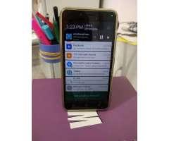 Lenovo K5 Vibe Pantalla HD carcasa metálica Sonido DOLBY Muy buen estado. Negociable