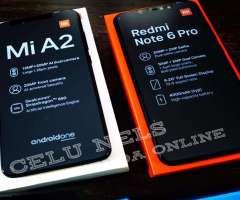 Vendo Linea Xiaomi Note 6 Pro Y Mi A2