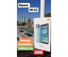 XIAOMI MIA2 64gb nuevo global version!!!!