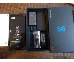 Vendo Samsung S8 Nuevo en Caja 64 Gb