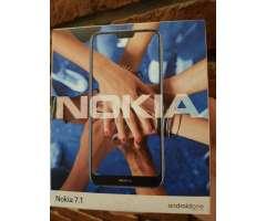 Nuevo Nokia 7.1