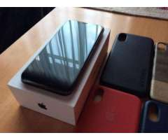 iPhone X 256 Gb Jeck Black