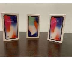 Apple Iphone X 64gb, original, en caja sellada, entrega inmediata