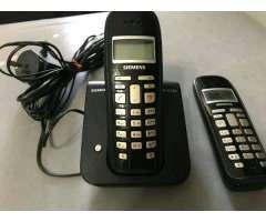Teléfono Siemens Gigaset AC 120