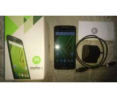 Motorola Moto X Play Libre de 32gb. 21mp