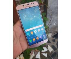 Galaxy J7 Pro Impecable Gold Rose