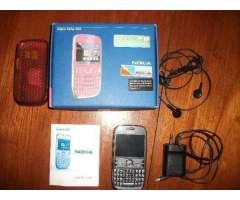 celular nokia asha 302 en caja completo