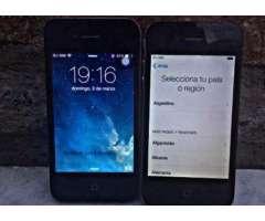 Vendo 2 iPhone 4S