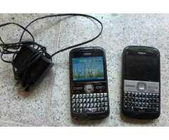 Nokia E5 Son Dos para Repuesto