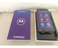 Motorola Moto One 64 Gb Y 2 Fundas