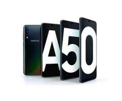 Samsung A50. Nuevos. Libres