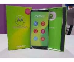 Motorola G6 Plus 64gb 6gb Ram