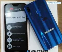Huawei P20 Lite 32gb 4gb Ram