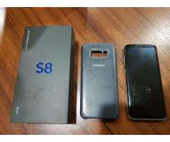 Samsung Galaxy S8 Displey Dañado