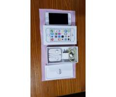 VENDO IPHONE  5S 16GB LIBRE 4G- MODELO A1533- CONTACTO 2613266111