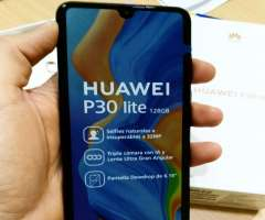 Huawei P30 Lite 128gb Nuevos